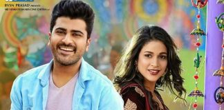 Sharwanand Radha Movie Gets U Censor certificate - Hit on May 12th