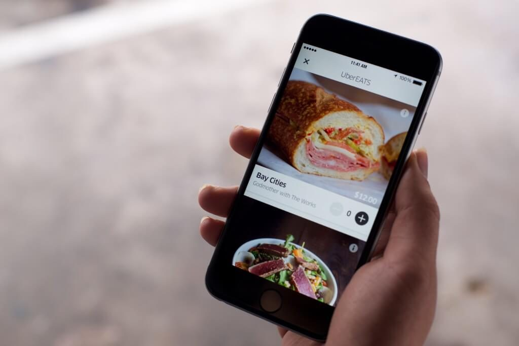 UberEATS launched in India with operations starting from Mumbai