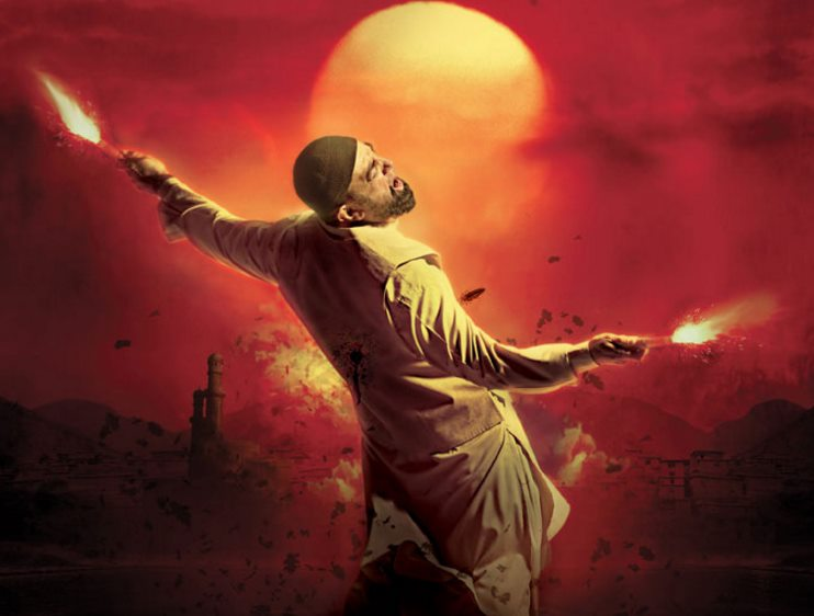 Vishwaroopam 2 First Look Poster in Tamil, Telugu, & Hindi