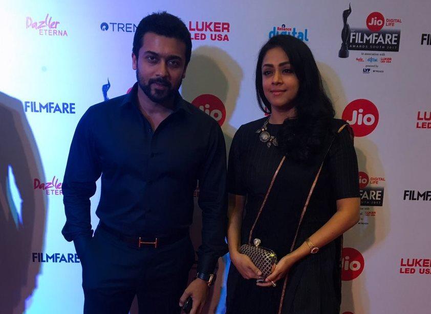 Filmfare Awards 2017 Tamil Nominees & Winners: Watch Full Show Online