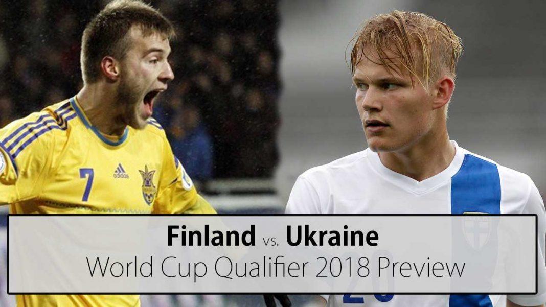 Finland Vs Ukraine