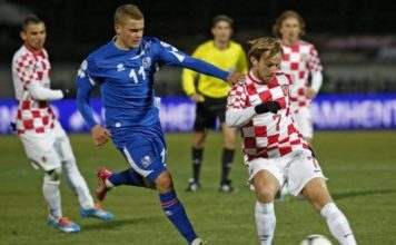 Iceland vs Croatia Lineups World Cup Qualifier 2018 UEFA Preview, Final score