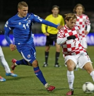 Iceland vs Croatia Lineups World Cup Qualifier 2018 UEFA Preview, Final score