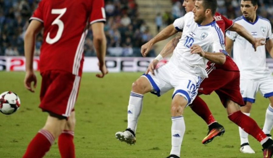 Israel vs Albania Official Lineup World Cup Qualifier UEFA Group G - June 11, 2017