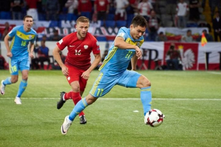 Kazakhstan vs Denmark lineups, final result score, Highlights