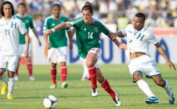 Mexico vs Honduras Round 5 World Cup 2018 Qualifier Officials