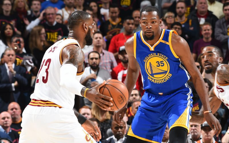 Warriors vs Cavaliers - NBA Finals 2017 Game 4 Live Stream online, TV channels
