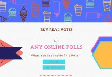 buy real votes for online polls