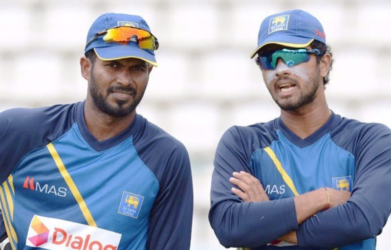 Dinesh Chandimal is the Sri Lanka Test Captain, Upul Tharanga for ODI & T20Is