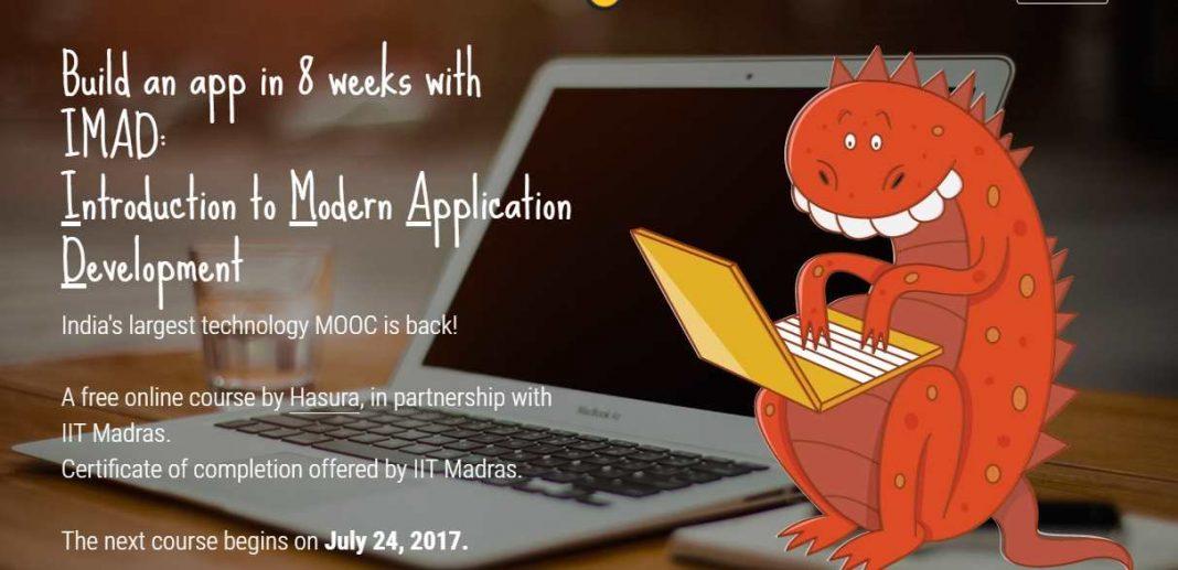 IIT Madras introduces online Mobile app development course