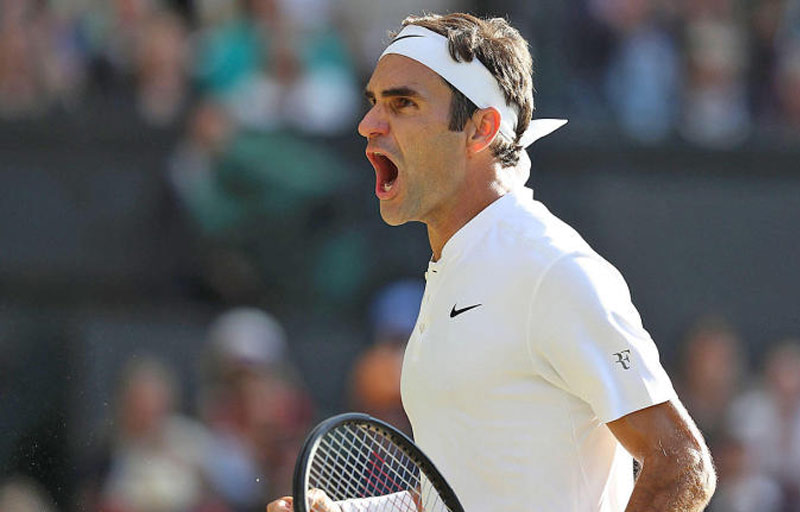 Roger Federer to close 8th title due to the sad quarterfinals of Andy Murray and Novak Djokovic