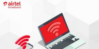 Airtel Offers 1000 GB Free data for new Broadband Users
