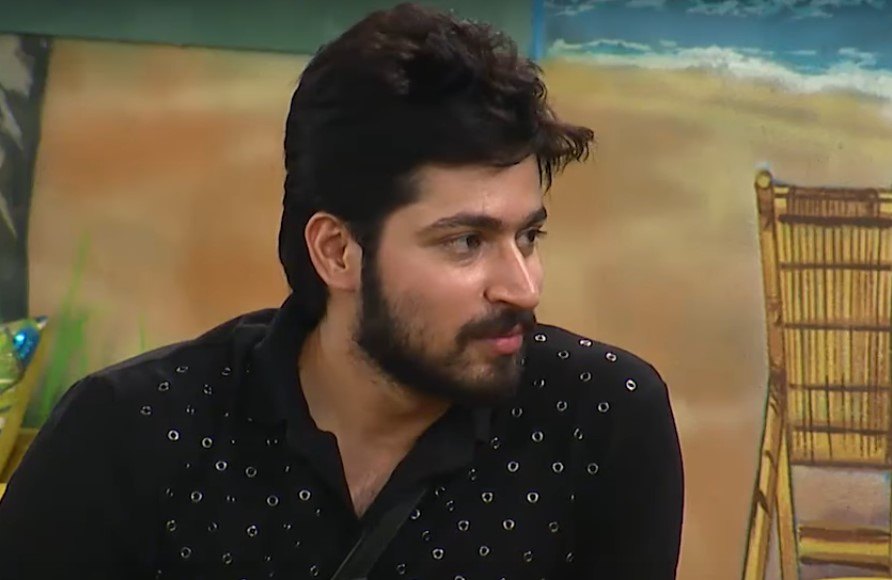 Bigg Boss Tamil House - 3rd new Entry is Actor Harish Kalyan