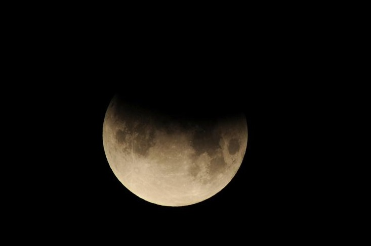 See partial lunar eclipse over Qatar sky tomorrow