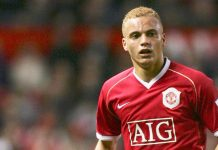 Manchester United Wes Brown joins Kerala Blasters ISL 2017-18