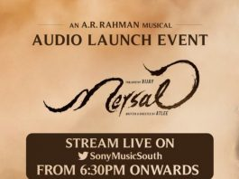 Mersal Audio Launch Live online Twitter Periscope