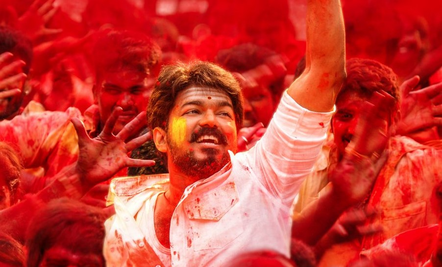 Mersal Live Audio Launch officially announced