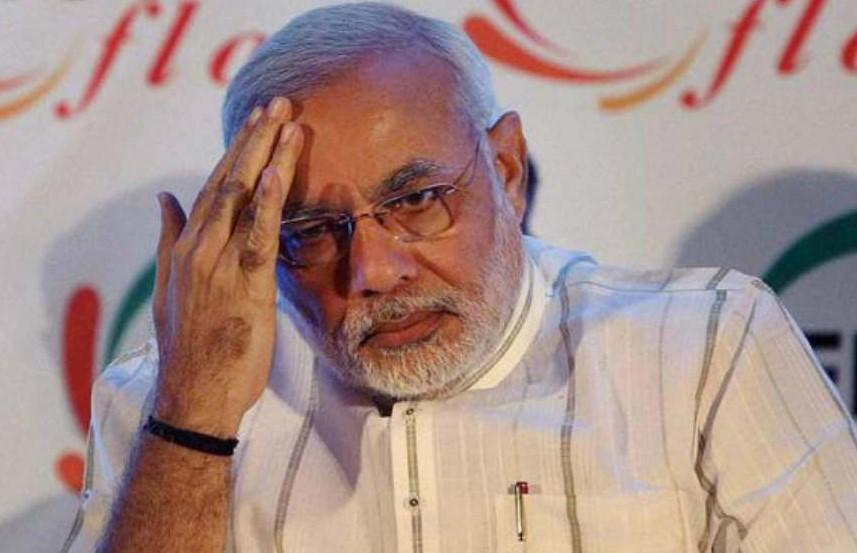 Modi about Kashmir