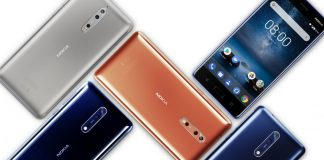 Nokia 8 Launched - First Look Specifications, features