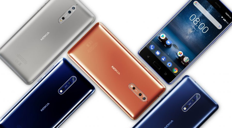 Nokia 8 To Be Announced Later Today