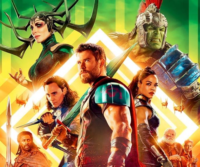 Thor Ragnarok poster released