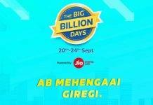 Big Billion Sales 2017