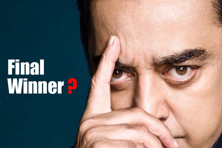 Who is the winner of Bigg Boss Tamil season 1