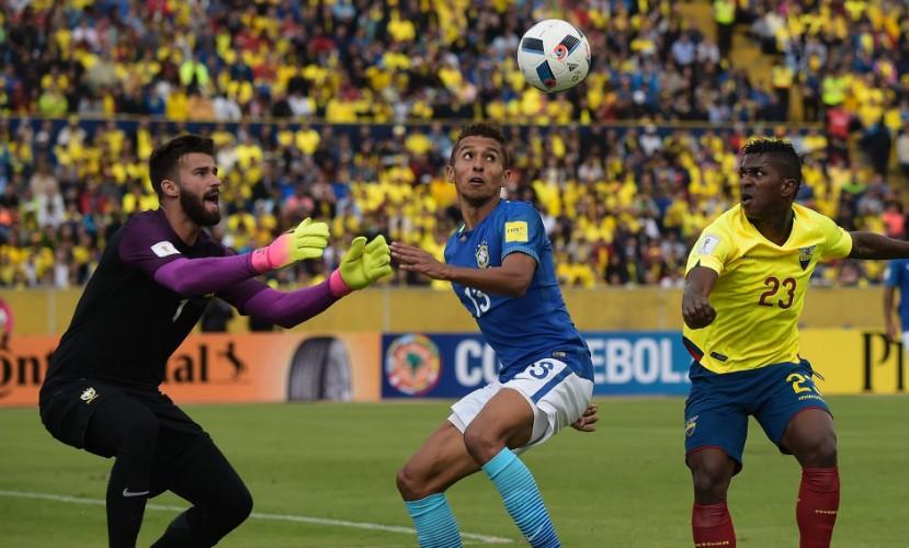 Brazil vs Ecuador Live Streaming, Goal updates