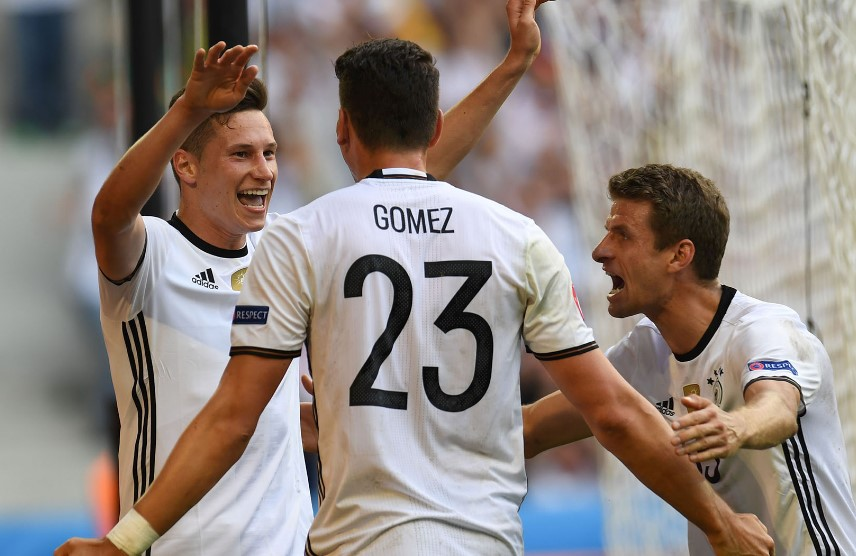 Germany edge past Czech Republic, inch closer to World Cup qualification
