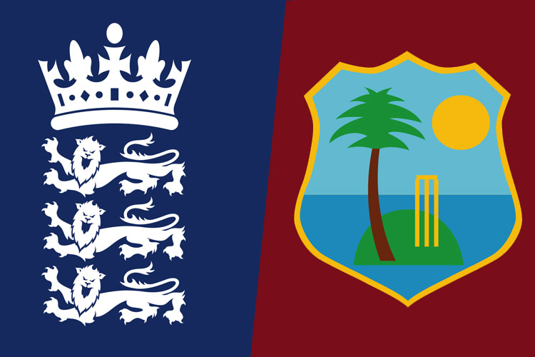 West Indies fall short against England in rainy fourth ODI