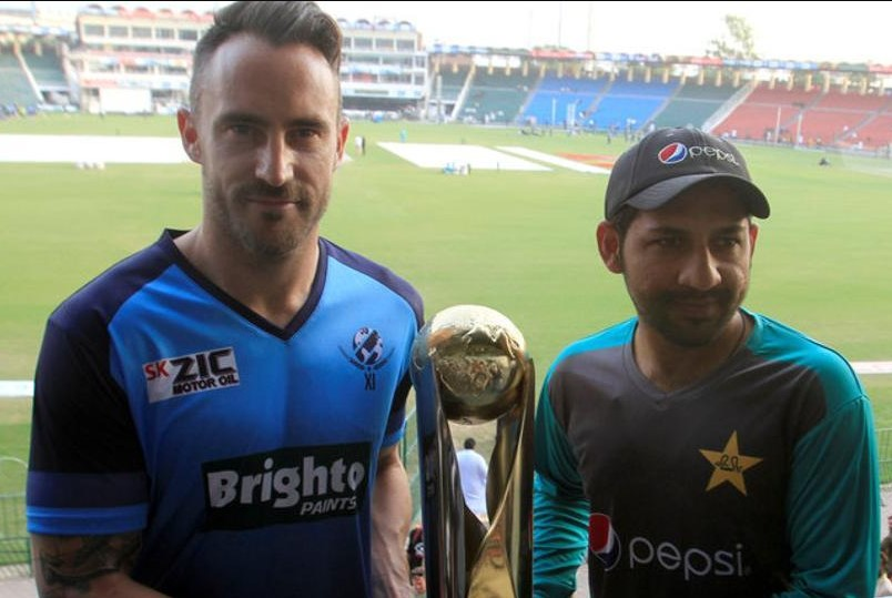 Pakistan beats World XI, wins series