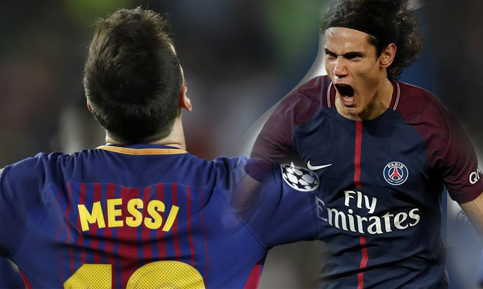 UEFA Champions League Barcelona, PSG, and Chelsea Highlights