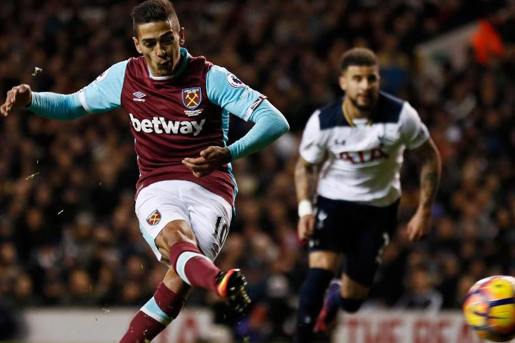 West Ham United vs Tottenham Hotspur Live Streaming Premier League 22 Sep. 2017