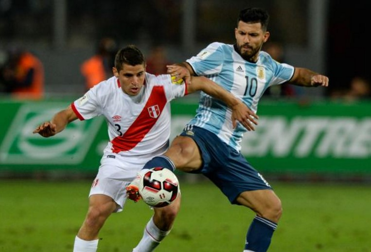 Argentina vs Peru Live Streaming online and TV listing