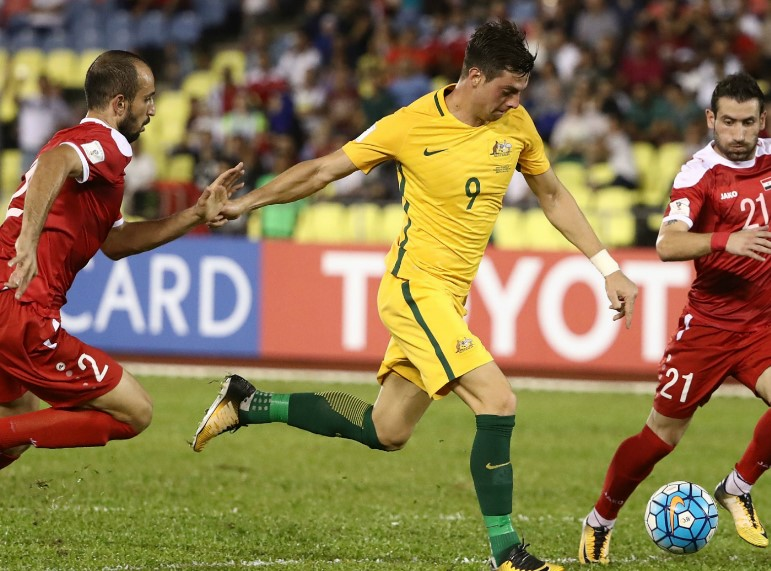 Australia vs Syria Live Streaming, 2nd leg Starting XI, Score
