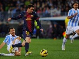 Barcelona vs Malaga Live Streaming Spanish La Liga 2017-18