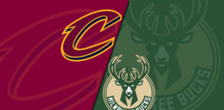 Cleveland Cavaliers @ Milwaukee Bucks Live Streaming NBA Regular Season