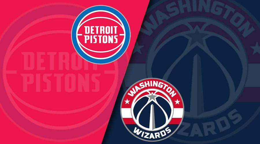 Detroit Piston at Washington Wizards