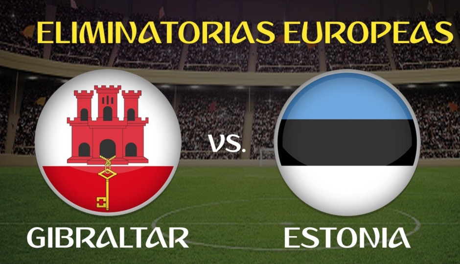 Gibraltar vs Estonia