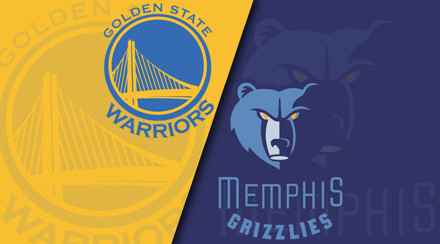 Golden State Warriors vs Memphis Grizzlies Live