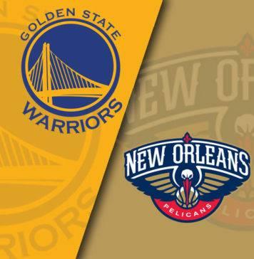 Golden State Warriors vs New Orleans Pelicans Live