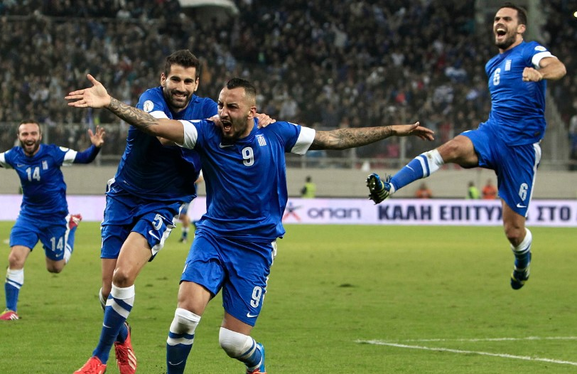 Greece vs Gibraltar Live Streaming, Lineups, Score 2018 WCQ