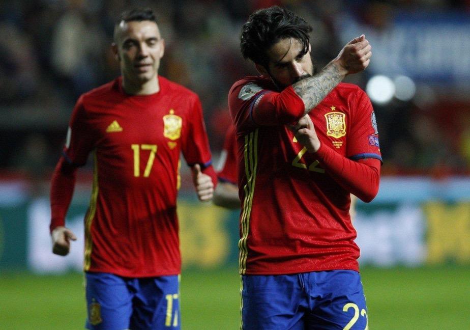 Israel vs Spain
