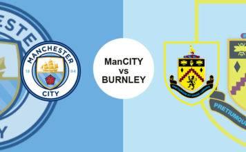 Manchester City vs Burnley Live