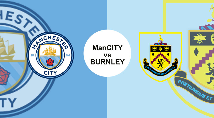 Manchester City vs Burnley Live