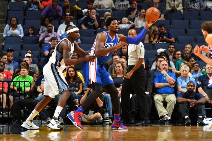 Memphis Grizzlies vs Philadelphia 76ers Live Streaming, Score