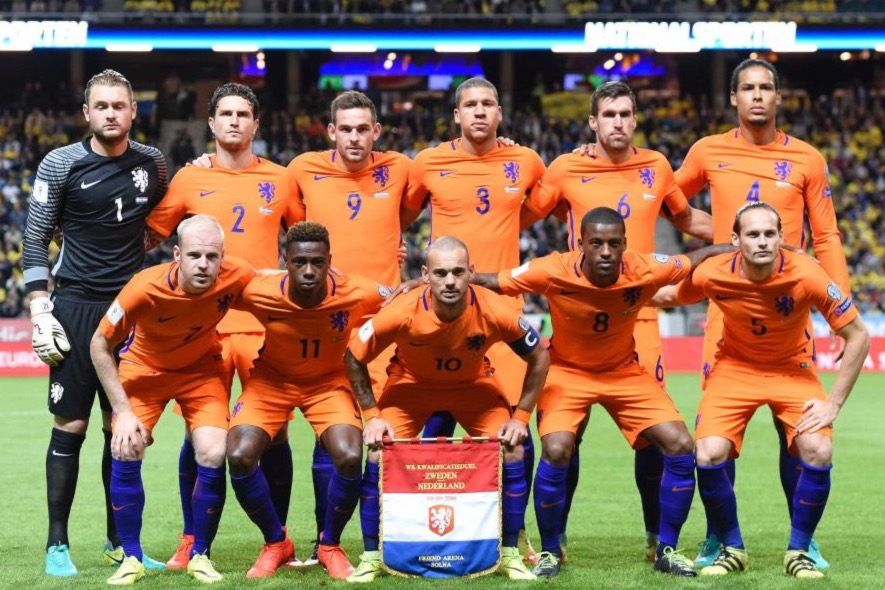 Netherlands vs Sweden