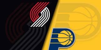 Portland Trail Blazers vs Indiana Pacers