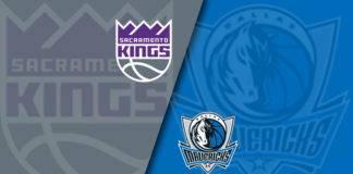 Sacramento Kings at Dallas Mavericks Live