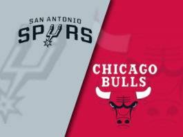 San Antonio Spurs vs Chicago Bulls Live